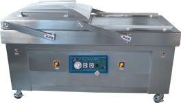 DZ-600/2S型铝箔袋充气真空包装机