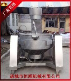 400供應醬料攪拌炒鍋 電加熱攪拌炒鍋、全自動不銹鋼刮底炒鍋
