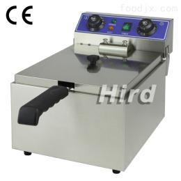 WF-131单缸电炸炉油炸锅商用炸薯条鸡排油炸机薯塔机炸油条Hirdwf-131