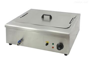 EF-18V平头电炸炉油炸锅 商用 炸薯条鸡排油炸机薯塔机炸串机炸油条