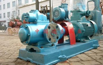 SMH280R46E6.7W23煤粉喷燃点火油泵,泵型号SMH280R46E6.7W23
