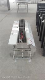 150*1500新型木炭无烟烧烤炉