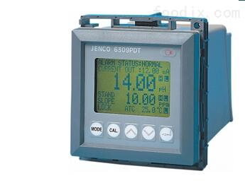 美国jenco代理6309PDT工业在线ph计