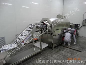 SP-3000广西肉食包装袋洗袋机