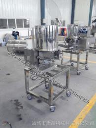 CXJ100快餐店CXJ100型全自动南瓜饼成型机