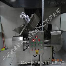 SPBD-1200全自動魚糕油炸鍋批發