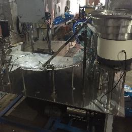 JC-ZLD豆浆豆奶自立袋灌装旋盖机自立袋液体包装机