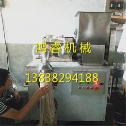MJ-110自动下料多功能自熟米线机 全自动下料米线机