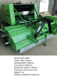 xy-5552河北地区秸秆回收式打捆机批发