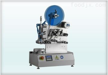 LH1104半自动高精度平面贴标机