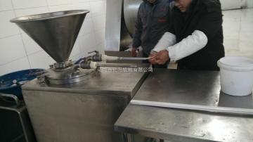 YG-30香肠液压灌肠机,双层控制开关 可加工定制