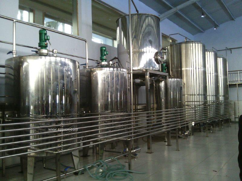 DF自動釀醋設備