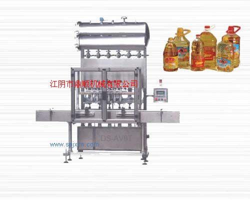 食用油灌裝機