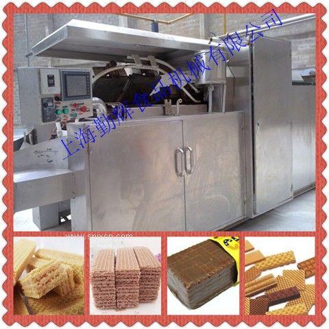 威化餅干生產線