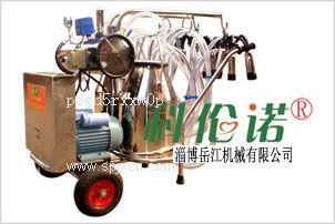 9J-II型旋片式真空泵擠奶小車