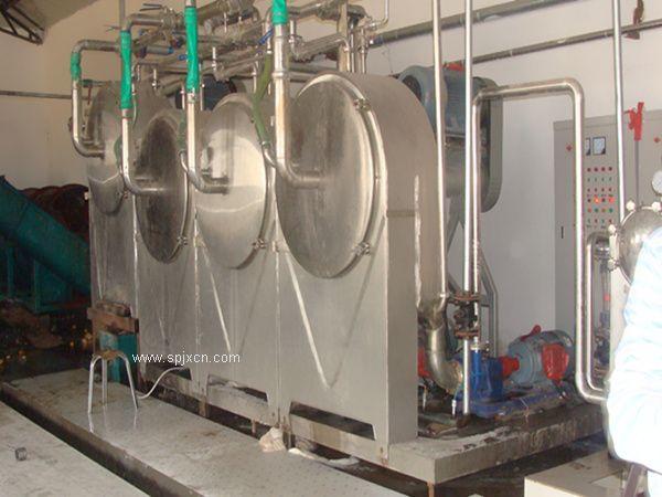 馬鈴薯淀粉加工設備