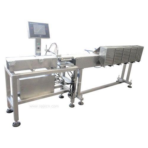 多級分選機,重量分級,重量選別檢測分選機