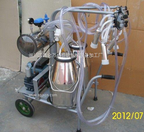 奶牛擠奶機