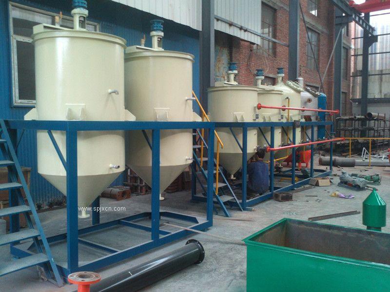山茶籽油加工成套設備