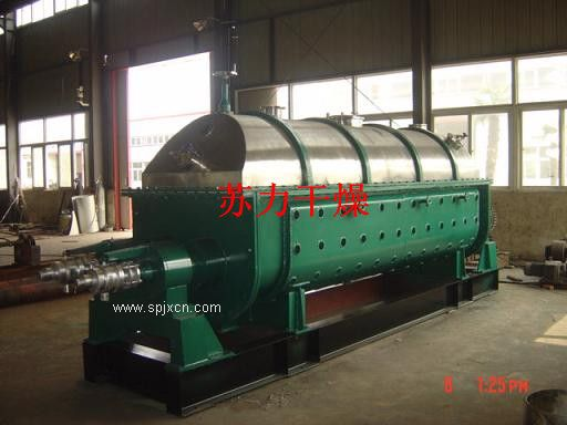 KJG系列空心槳葉干燥機
