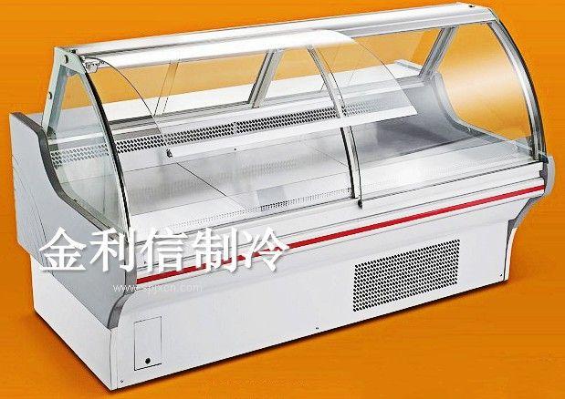 JD2超市熟食冷柜