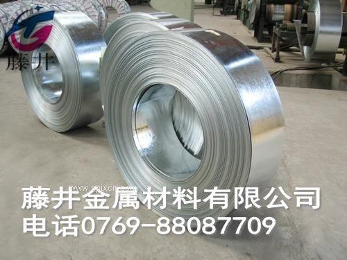 *55Si2Mn弹簧钢带料 55Si2Mn弹簧钢线性能