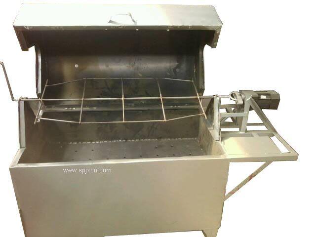 木炭烤羊爐