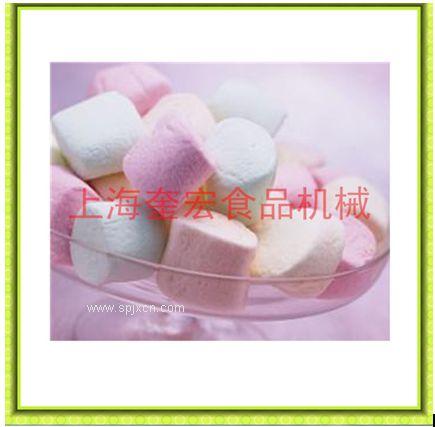 2奎宏食品浇注设备/棉花糖机器/棉花糖浇注生产线/糖果浇注成型机