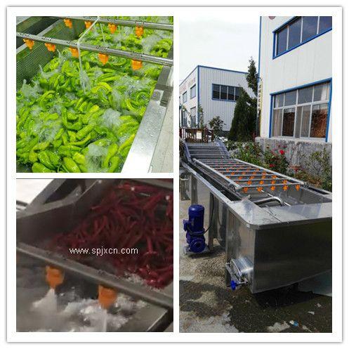 山野菜清洗机