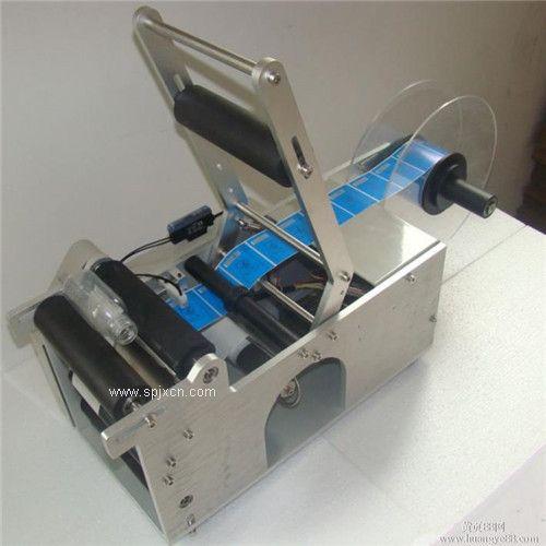 MT-50半自动圆瓶贴标机