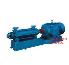 D多级泵,卧式多级泵,多级离心泵,卧式离心泵,离心泵结构图