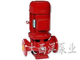 XBD3.2/5-65ISG消防泵,立式单级消防泵,XBD-ISG立式单级消防泵,立式单级管道离心消防泵