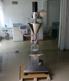 GD-FG酵素粉半自动灌装机