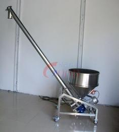 GD-SL上海颗粒不锈钢螺旋上料机