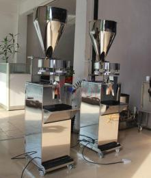 GD-KG供应半自动咖啡颗粒瓶装机