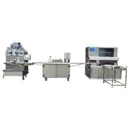 DK-2860X迪凯月饼食品生产线全自动包装机厂家