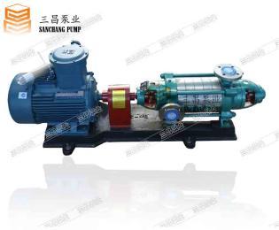 DG155-30*9長春鍋爐循環泵廠家DG155-30*9鍋爐循環泵參數 三昌泵業廠家直銷