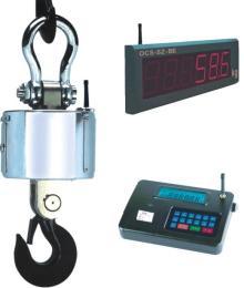 OCS-HT-KC电子吊钩秤带打印价格,15吨吊秤使用