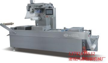 DZR-320DZR-320型全自动连续热成型真空包装机