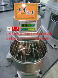 YMJ-25供应广州永麦机械全自动螺旋式搅拌机,广州永麦25kg 一包粉和面机,永麦厂家直销
