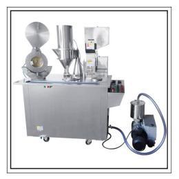 DTJ-C不锈钢电动中药粉末胶囊填充机