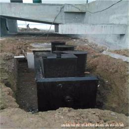 屠宰污水处理设备运行