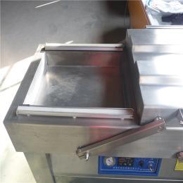 600/2S凹室供应潍坊下凹式大米、饲料真空包装机厂家直销