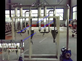 HSXY65-80不锈钢食品级旋液分离器厂家直销