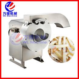 QC-1000高速切薯条机 萝卜切条机 不锈钢切芋条机