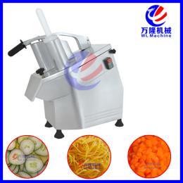 QC-30供应小型切菜机 切丝切片机 20切菜机 食堂切菜机 不锈钢切菜机