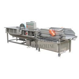 涡流机ABCD型臭氧涡流洗菜机水果蔬菜清洗机果蔬洗果机