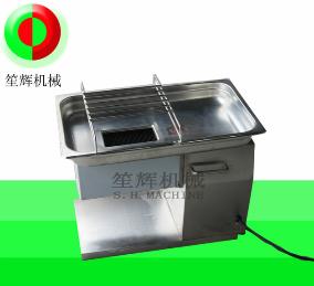 QX-250羊肉瘦肉切割机小型台式生肉切片切丁切肉机