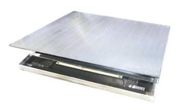 亚津3吨平台电子秤,防爆电子地磅秤,2吨电子秤价格