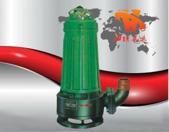 潜水泵制造,潜水泵原理,WQK/QG系列切割式潜水泵